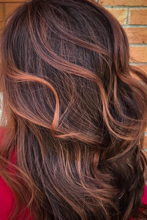 dark red hair color      trend  winter southern living