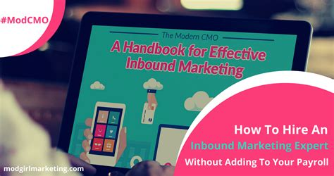 Marketing Expert by How To Hire An Inbound Marketing Expert Without Adding To