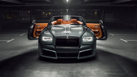 2018 Rolls Royce Dawn Overdose By Spofec 4k 6 Wallpaper