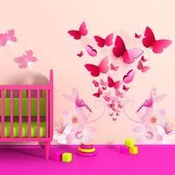 stickers chambre enfant fille ruban stickers panda With déco chambre bébé pas cher avec couronne de fleurs enterrement
