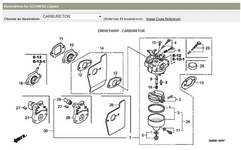 Honda Carb Diagram Cleaning by I A 1 Year Honda Gcv160 Mower That Starts Every