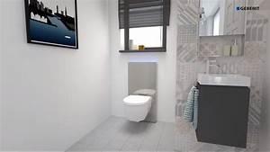 Geberit Monolith Plus Montageanleitung : geberit monolith plus 2016 wc wall drain installation ~ A.2002-acura-tl-radio.info Haus und Dekorationen
