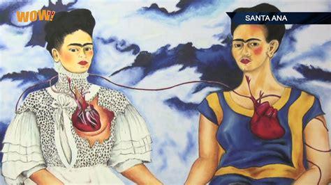Exposición de Pinturas de Frida Kahlo, 2017 - YouTube