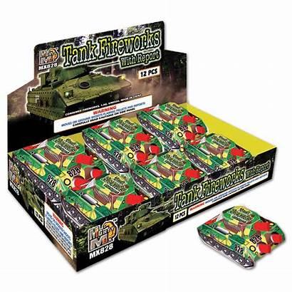 Tanks Fireworks Snakes Magic Keystone Smoke Novelty