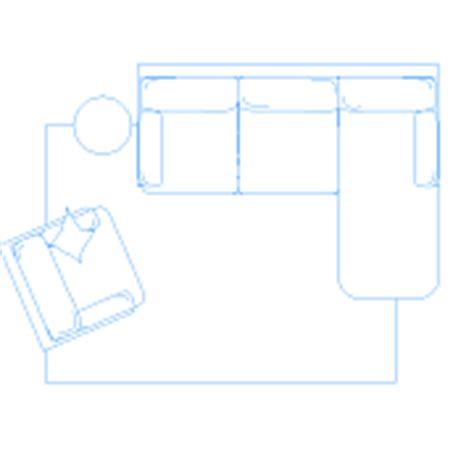 living room in dwg max cad com