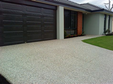 exposed concrete price exposed aggregate perth exposed aggregate concrete perth warner brook concreting