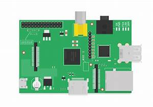File Raspberry Pi Vector Illustration Svg