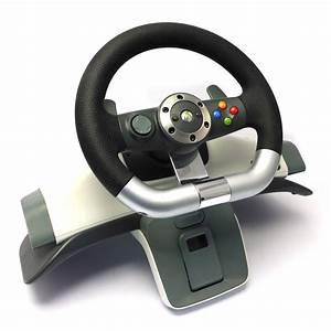 Lenkrad Xbox 360 : xbox 360 original lenkrad mit pedale force feedback ~ Jslefanu.com Haus und Dekorationen
