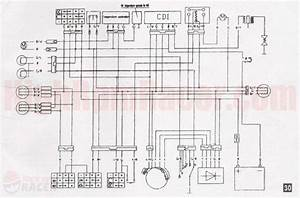 Roketa Go Kart Parts Wiring Diagram
