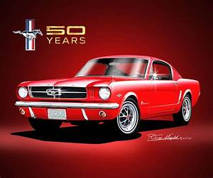 """1965 MUSTANG – Ford Introduces """"The Very First Mustang"""" 50 Years Ago! Celebrate the Mustang ..."""