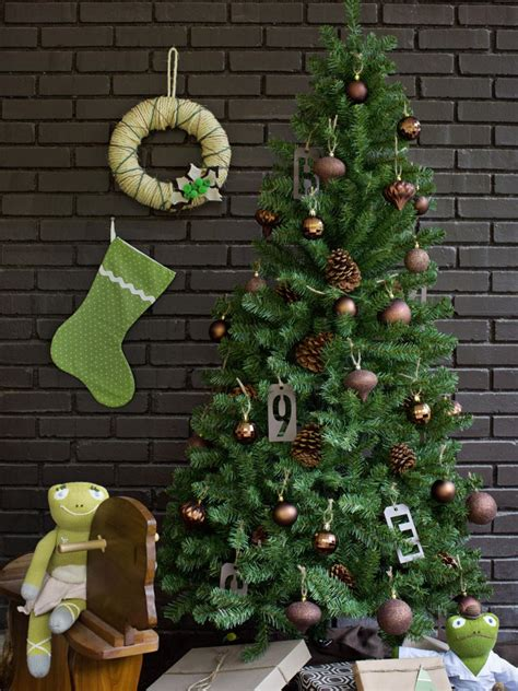 modern christmas decor color palette and schemes for
