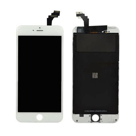 iphone 6 display iphone 6 plus white lcd display digitizer assembly compatible