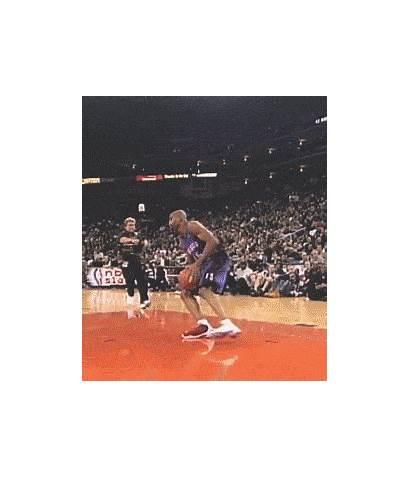 Basketball Dunk Vince Carter Animated Nba Slam