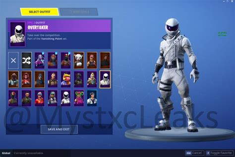 game images   newly leaked  skins fortnite