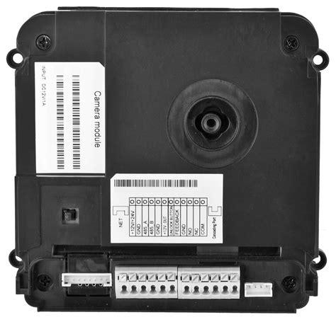 goliath ip aussenstation modul  klingel  kamera fuer