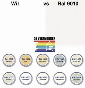 Ral 9010 Of Wit