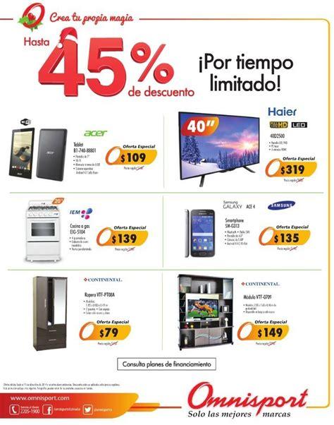 ofertas especial productos electronicos omnisport