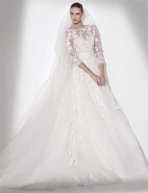 Editor S Elie Saab Wedding Dresses Modwedding