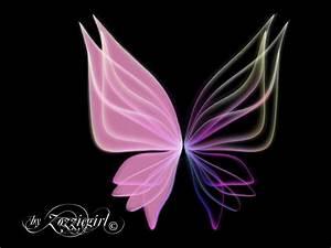 Pink Fairy Wings by Zozziegirl on DeviantArt