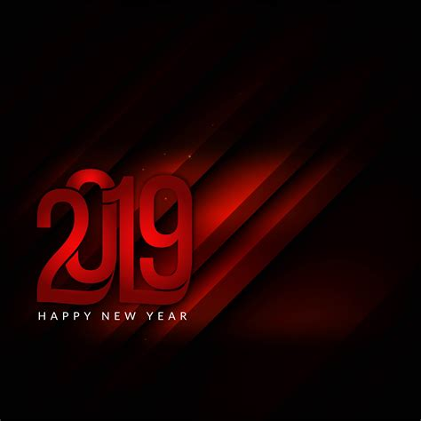 abstract modern  year  decorative background