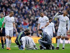 Real Madrid star Bale suffers groin strain - Sportsration