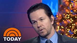Mark Wahlberg Discusses His Pardon Request   TODAY - YouTube