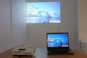 Videoprojecteur Salon : liaison sans fil ~ Dode.kayakingforconservation.com Idées de Décoration