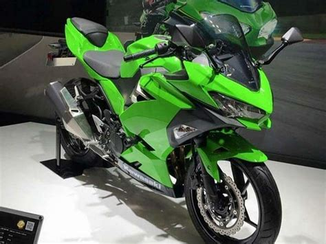 Kawasaki 250 2018 Image by Image New Impremedia Net