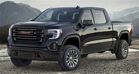 2019 Gmc Sierra To Offer A Carbon-fiber Bed