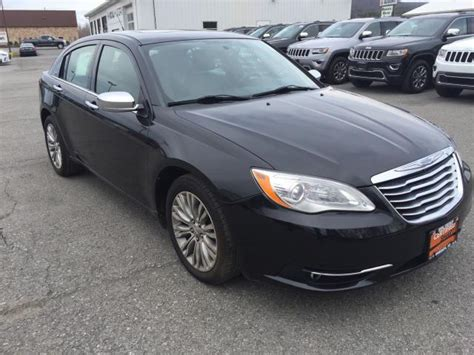 2011 Chrysler 200 Limited by 2011 Chrysler 200 Limited For Sale Oneonta Ny 3 6l 6