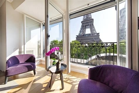 Luxury Apartment In Overlooking The Eiffel Tower by In Honor Of Bastille Day 5 Homes With Views Of The