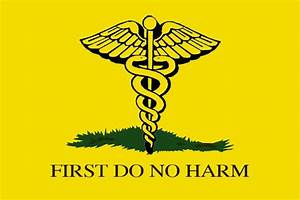 First Do No Harm – By Barbara Arnold | Floxie Hope