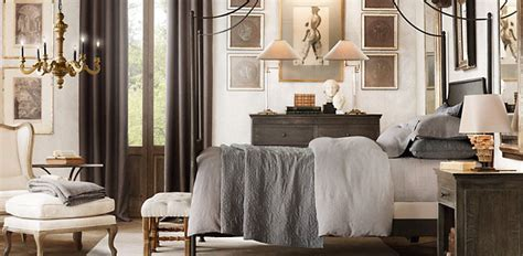15 Fabulous Bedroom Designs By Rh