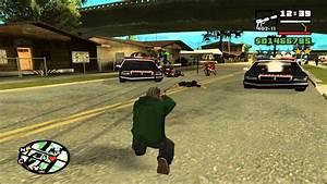 GTA: San Andreas Ghost Car - YouTube