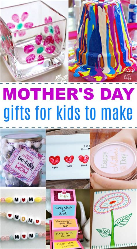 diy gifts for s day diy mother s day gifts mess for less
