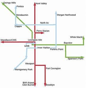 Baltimore Innerspace  Rail  U0026quot Value Menu U0026quot   25 Projects For  U0026quot Maximize 2040 U0026quot