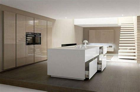 Ideas Of Modern Kitchen Design In Minimalist Style