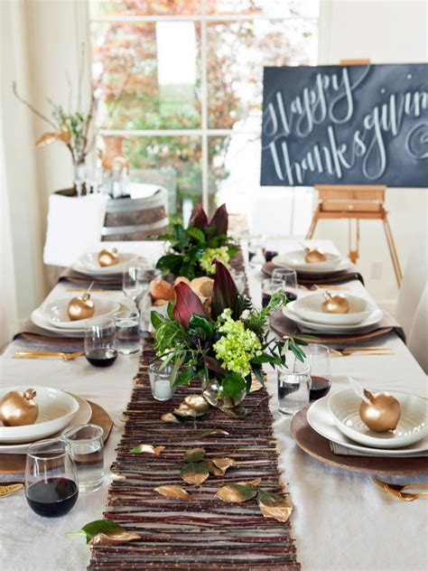 dinner table decoration ideas gorgeous dining table fall decor ideas for every special
