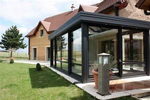 Permis De Construire Veranda : prix pour installation d 39 une v randa en aluminium m rignac ~ Melissatoandfro.com Idées de Décoration