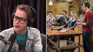 Macaulay Culkin Reveals Why He Turned Down A Role On The Big Bang Theory 9celebrity