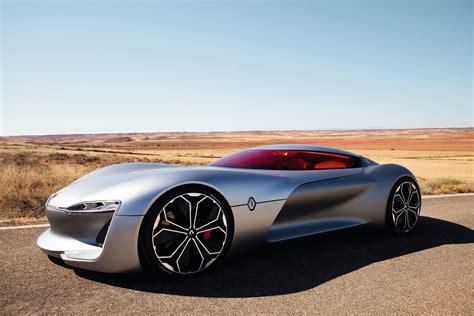 Renault Trezor Wins Most Beautiful Concept Car Award