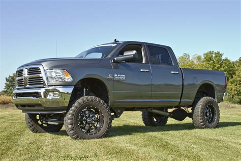 Image Gallery Lifted 2013 Dodge 5500