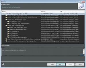 Maven Java EE Integration for Eclipse WTP Luna Mars