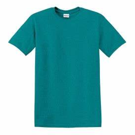 Gildan 5000 Heavy Cotton T Shirt Antique Jade Dome
