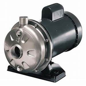 Back Pullout Pump Design Masterflex Mechanically Coupled Centrifugal Pump 40 Gpm