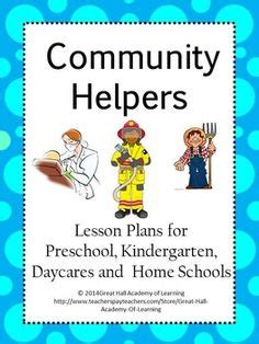 community helpers on preschool printables 421 | 8f07032bde2505fd233c55fdfeba547c