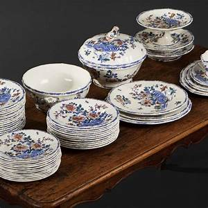 Service Vaisselle Porcelaine : service de table faience ~ Teatrodelosmanantiales.com Idées de Décoration