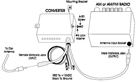 Mfj-306 Shortwave Car Converter