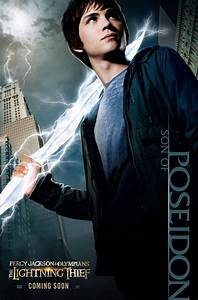 New Character Art from Percy Jackson and the Lightning ...