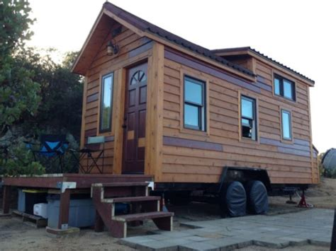 tiny house san diego san diego man builds tiny house after watching youtube videos tiny houses